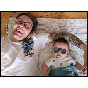 brief an meinen Sohn - Vater und Sohn