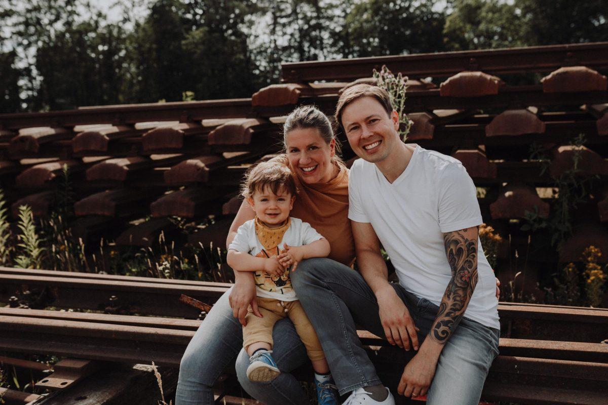 Richard & Maren - Eltern & Blogger
