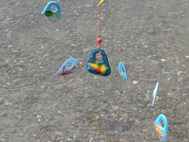 Wasserspielzeug haba-angelset