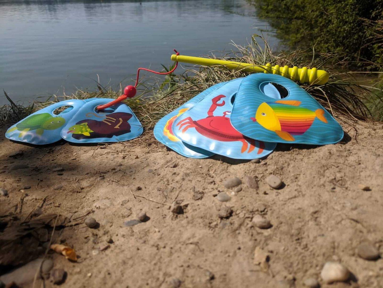 Kinderspielzeug von HABA – Wasserspielzeug Angelset