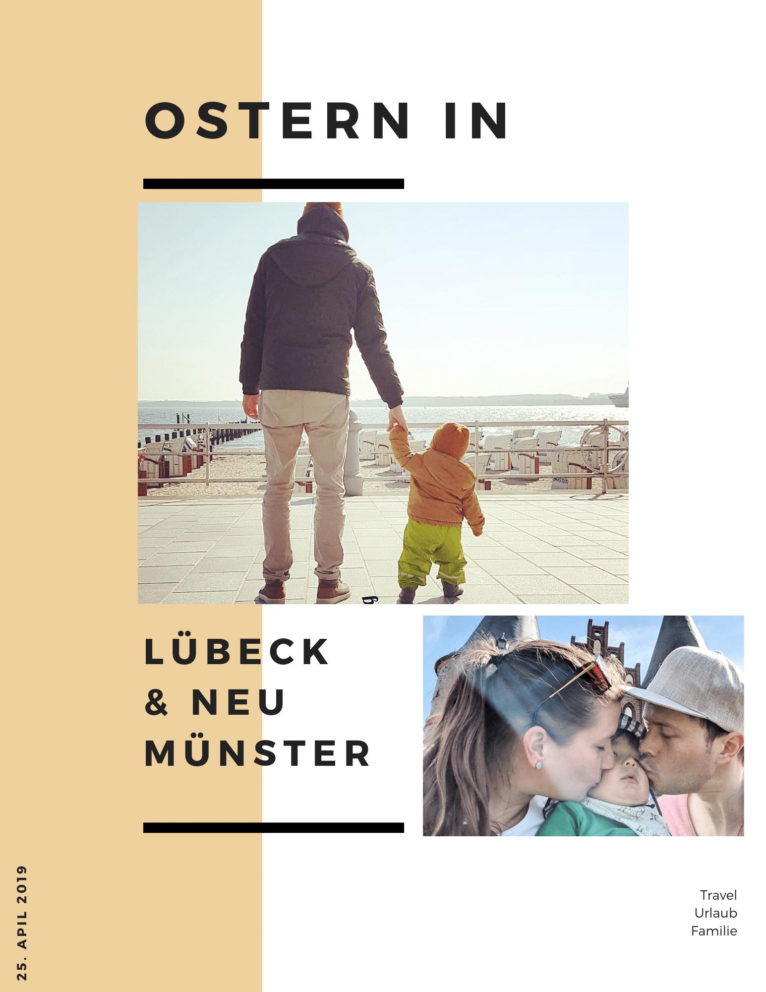 Ostern Header Grafik - Richard, Maren und Hugo
