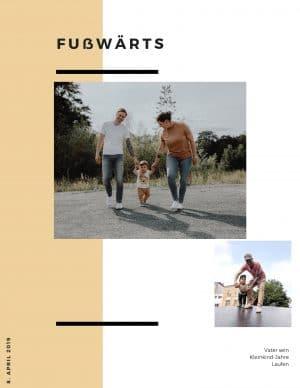 fusswaerts-beitragsbild Richard, Maren und Hugo