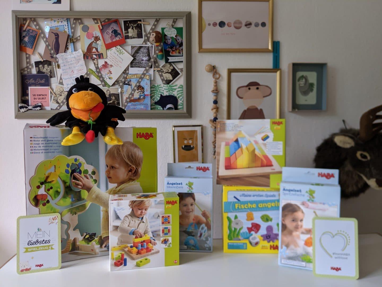 Kinderspielzeug von HABA