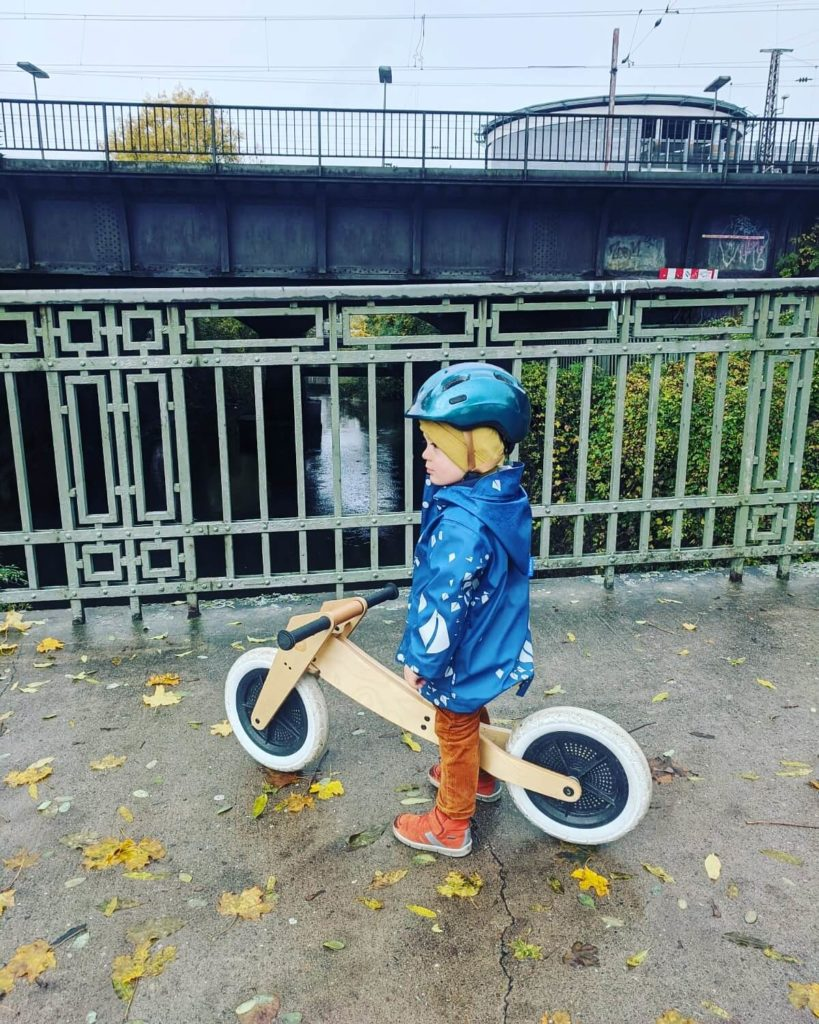 Laufrad kaufen - Ratgeber Papammunity