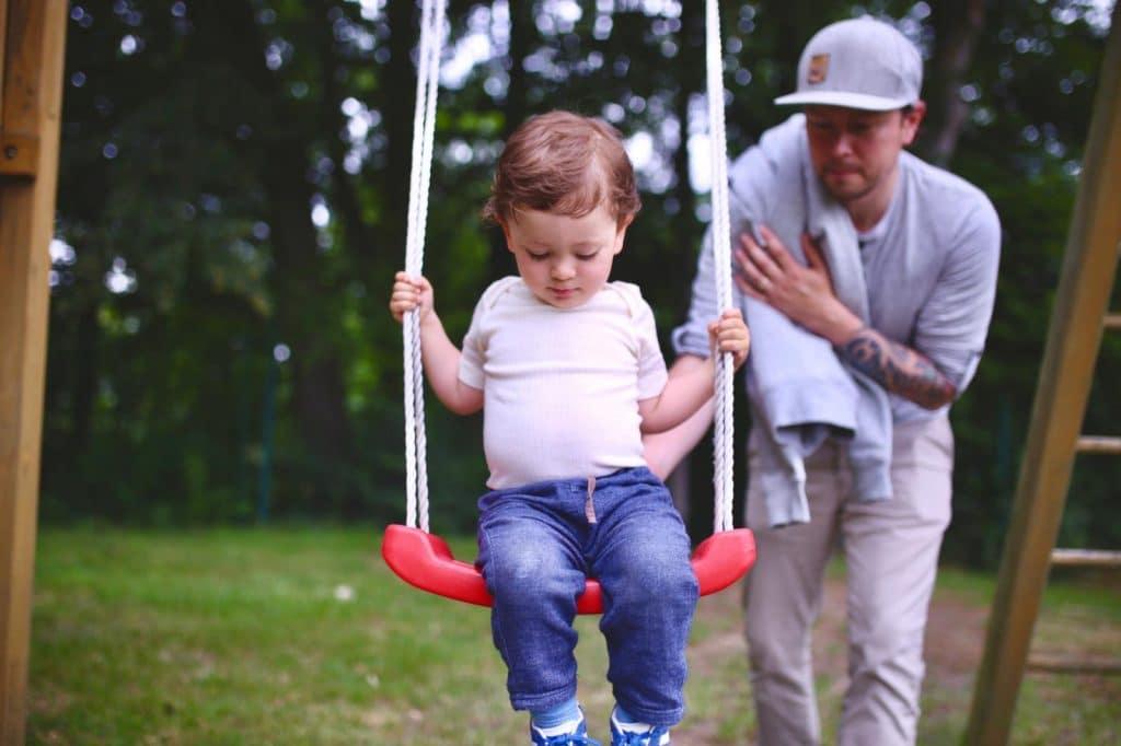 (Liebes-)Brief an mein Kind - Hugo Schaukel Richard