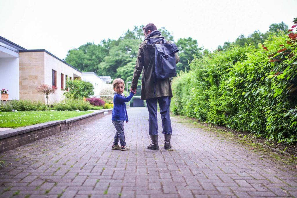 Vater sein – Selbstreflexion – Hugo und Richard