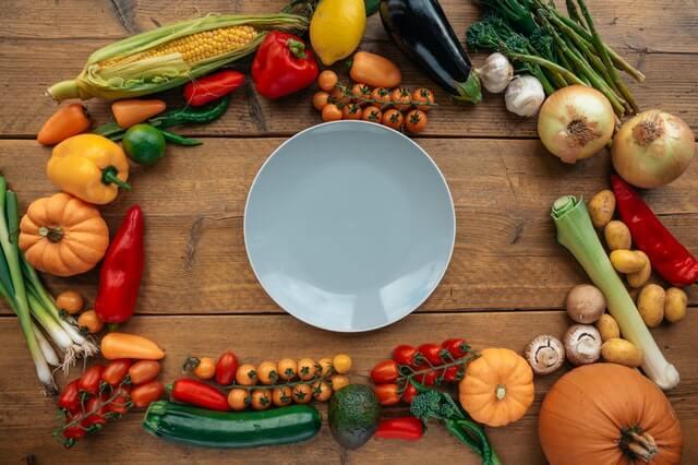 Ernährung in der Schwangerschaft – Gemüseauswahl