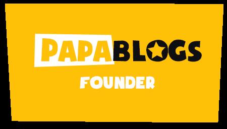 PapaBlogs Gründer Logo